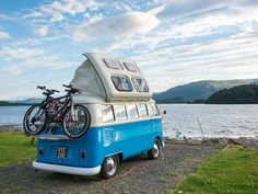 How to Tour Europe by Motor Home [Photograph by Julian Eales, Alamy]