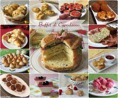 BUFFET DI CAPODANNO, 15 RICETTE FACILI E SFIZIOSE #capodanno #capodanno2016 #newyearseve #ricette #recipes #fingerfood #party #buffet #ilchiccodimais http://blog.giallozafferano.it/ilchiccodimais/buffet-di-capodanno-15-ricette-facili-e-sfiziose/