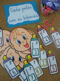 Preschool Education, Preschool Math, Teaching Kindergarten, Numicon, Busy Bags, Tot School, Baby Shower, Activities, Kids