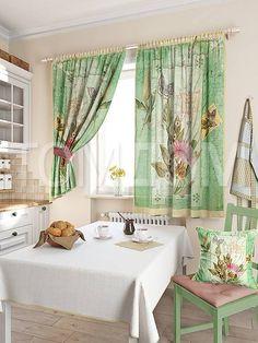 """Комплект штор """"Ракит"""": купить комплект штор в интернет-магазине ТОМДОМ #томдом #curtains #шторы #interior #дизайнинтерьера"""