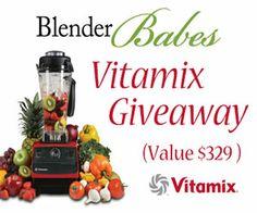 @Vitamix #Giveaway! Plus How to #SAVE BIG! The Cheapest Deals on Refurbished Vitamix & Blendtec Blenders