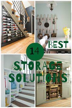 Best 14 storage solutions