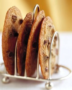 Martha Stewart Brown Sugar Chocolate-Chip Cookies