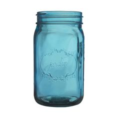 Mason jar in vintage