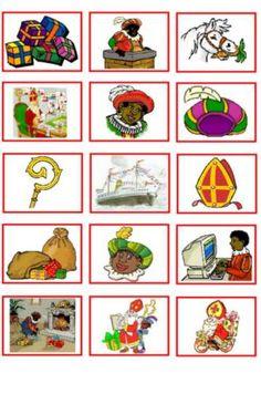 Sinterklaasmemory 2