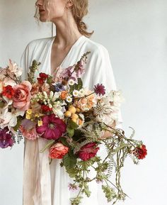 Possibly the most beautiful bouquet I've ever seen. *Would love to know the designer*