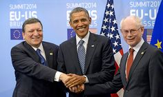 European leaders ask Obama to allow increased exports of US shale gas