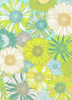 Textiles & Surface Pattern Designer Samantha Jayne Wood