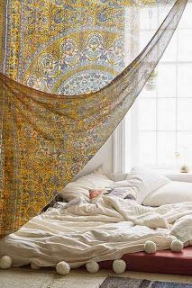 That Boho Chick: Bedding #boheme ☮k☮ #boho