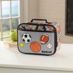 New Lunchboxes Sports