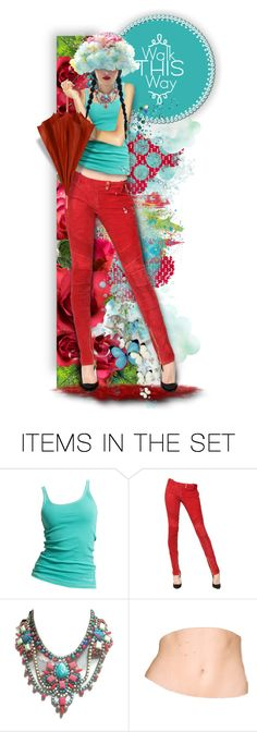 """""""Walk This Way"""" by mimi1207 ❤ liked on Polyvore featuring art"""