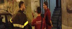 Notte di terrore a Salerno: bomba carta davanti alla casa d'appuntamento