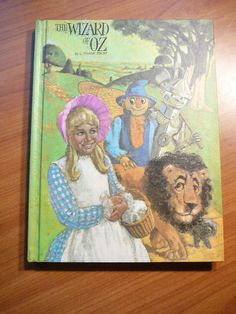 Wizard of Oz . 1969. Hardcover. Classic Press.