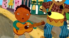 Join acclaimed children's performer SteveSongs as he sings this rollicking take on a traditional tune that introduces instruments and counts from one to ten....good for maths language - Nick Nack Paddywack.