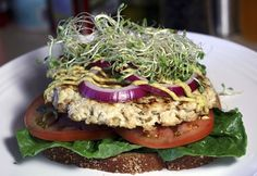 Wild about turkey: Healthy, wild turkey burger (recipe)                                        Low-fat, high-protein recipe loaded with flavor.