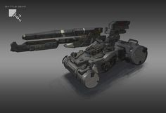 ArtStation - Suspended tanks, Dunhuang Chen