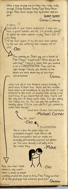 """Of all the things they've made for HP books/movies, how have they never had a """"yearbook""""?"""