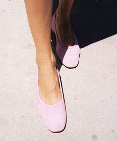 Ballet flats are getting a beautiful new upgrade