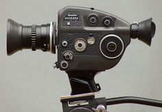 8 mm movie camera