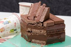 Page not found - Daddy-Cool. Birthday Sweets, Sweet Stories, Brownie Cookies, Dessert Recipes, Desserts, Quick Dessert, Sweet Recipes, Treats, Candy