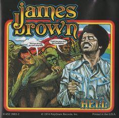 "James Brown ""Hell"" (Polydor, 1974)"