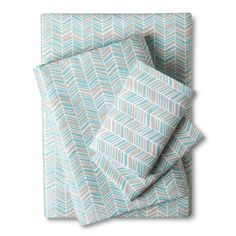 Room Essentials� Easy Care Sheet Set - Prints