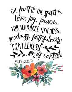 ♥Welcome to Seeds of Faith!♥  The fruit of the spirit is love, joy, peace, forbearance, kindness, goodness, faithfulness, gentleness and…
