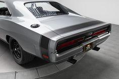 1970 Metallic Grigio Pearl Dodge Charger R/T Pro Touring 500 V8 | Gear X Head