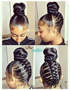 Hair Inspiration Black Girls