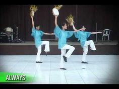dffd6d4a64fa Elyondoulos Tutorial Pattern NEW COVENANT.mpg - YouTube Worship Dance, Praise  Dance, Praise