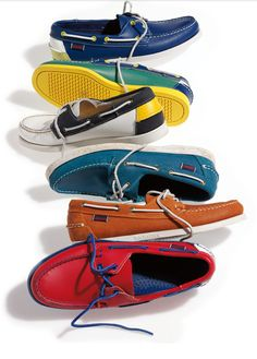 sebago docksides collection