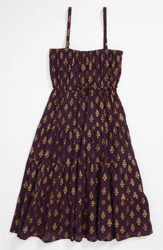 Peek 'Venezia' Dress (Toddler, Little Girls & Big Girls) available at #Nordstrom