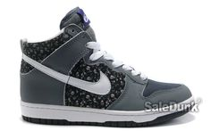 black and white nikes instagram high top | Radiant Emerald White Nike Dunk High Tops Womens 6.0