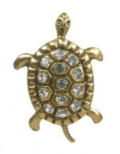 Delta Zeta - Turtle pin. tracy this matches your earrings.
