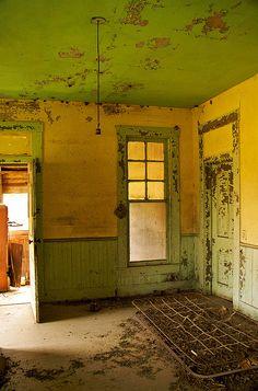 Abandoned    Allen County, Kansas