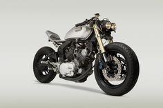 "Yamaha XV 750 Virago ""Reciprocity"" | Pipeburn.com"