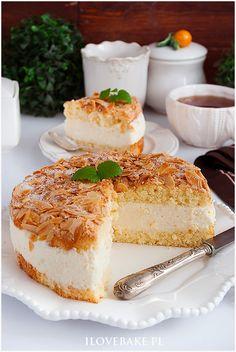 Ciasto użądlenie pszczoły Cake Recipes, Dessert Recipes, Polish Recipes, Food Cakes, Vanilla Cake, Cheesecake, Food And Drink, Cooking Recipes, Sweets