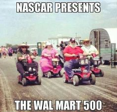 Get ready to wave the caution flag