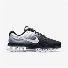 info for 1d019 c9e92 Our Team supply you all the low cost Luxury Nike Air Max 2017 Black White  Running