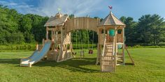 Serendipity Playsets and Swing Sets