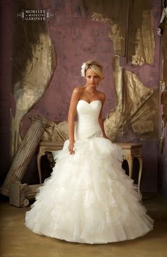morilee 1856.  Perfect loveeeee this so much