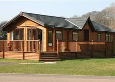 Thurston Manor   lodges in East Lothian Country Estate, Lodges, Acre, Tiny House, Shed, Outdoor Structures, Log Cabins, House Styles, Cottages