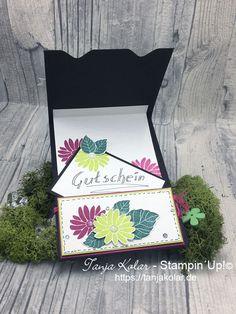 Fancy Folds Team Blog Hop…  Envelope Punch Board Gift Card Holder – Kreativ mit Tanja – Workshops und Shop für Stempel, Stanzen, Papier