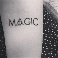 42 tatouages incroyablement magique Harry Potter 304