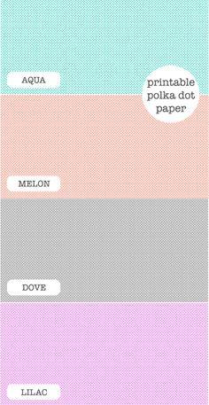 Free Digital Scrapbook Paper