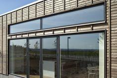 Villa Kildebjerg - a low energy Danish home using Rationel Auraplus