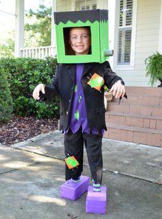 frankenstein halloween costumes homemade - Google Search