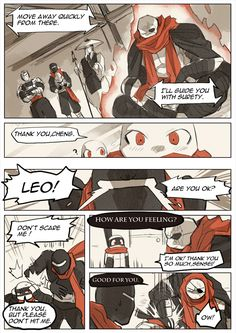 TMNT Dimension M Red and Black #6-6 by zibanitu6969 on DeviantArt