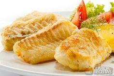 Receita de Filés de pescada ao forno em receitas de peixes, veja essa e outras…