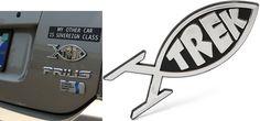 Star Trek Fish Emblem for True Believers   Gadget Lab   WIRED